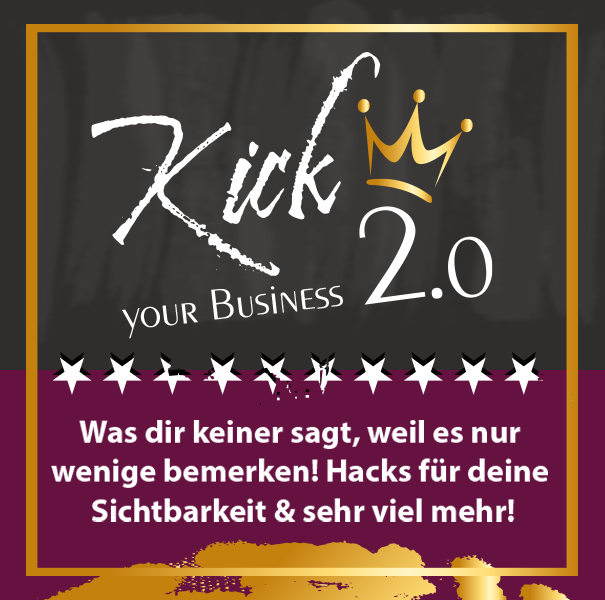 Kick your Business 2.0