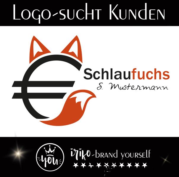 Logo sucht Kunden iriko-brand-yourself