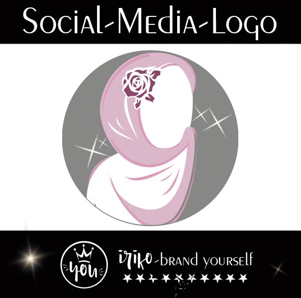 Virituelle Assistentin GM Social-Media-Logo iriko-brand-yourself