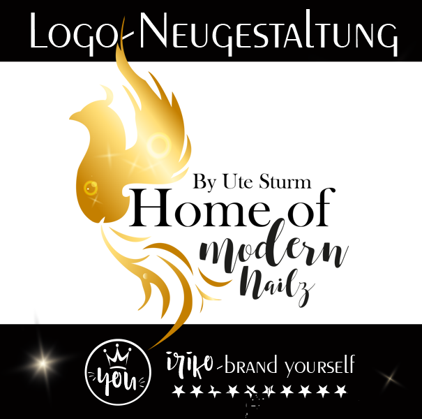 Home of Nailz Logogestaltung