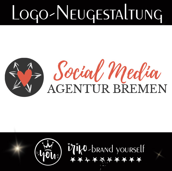 Social Media Agentur Bremen Logogestaltung