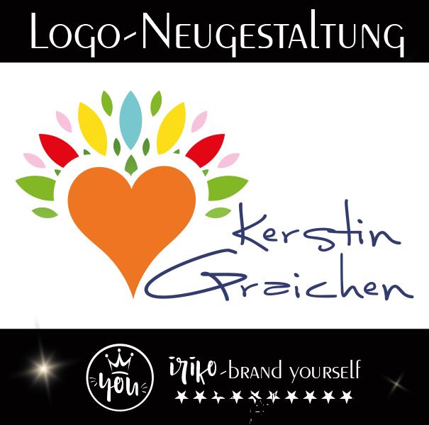 Kerstin Graichen Logoentwicklung