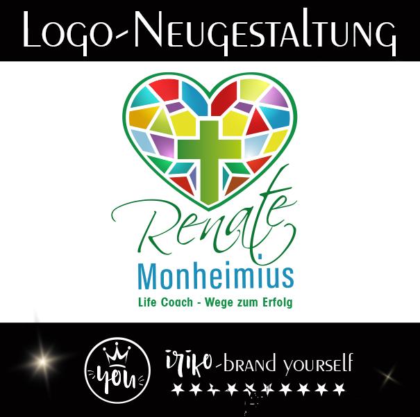 Renate Monheimius Logogestaltung